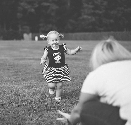 družina M. | Družinsko fotografiranje ~ Brdo pri Kranju