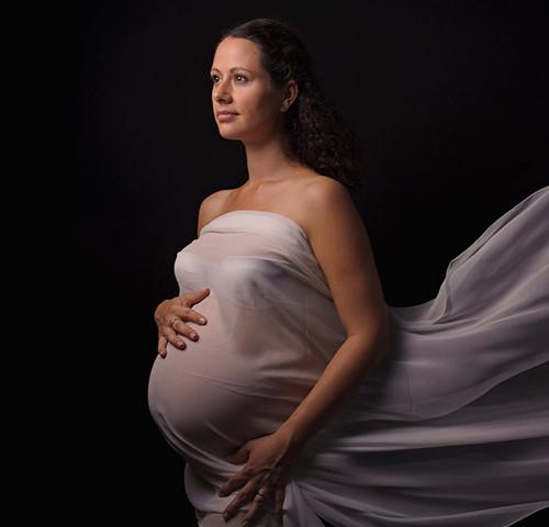Klara & family | Fotografiranje nosečnic ~ Kranj