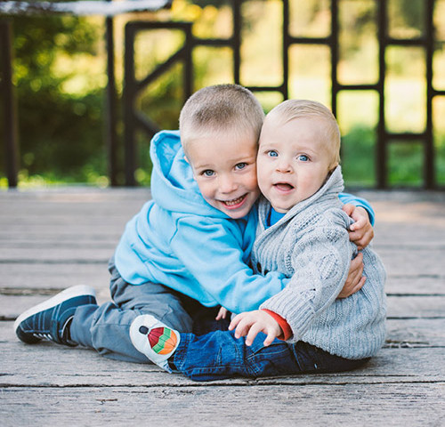 družina S. | Družinsko fotografiranje ~ Šobec