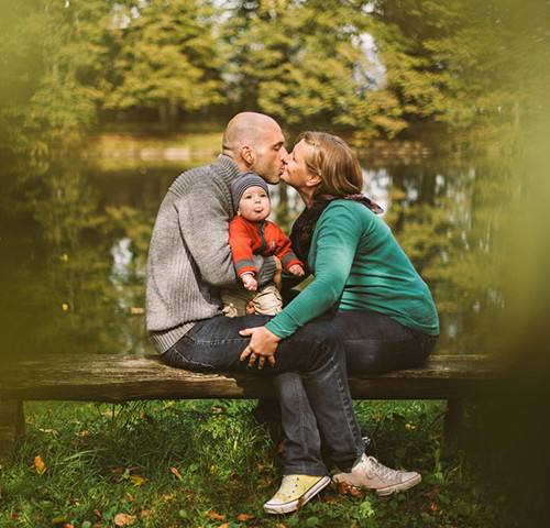 družina G. | Družinsko fotografiranje ~ Bistra