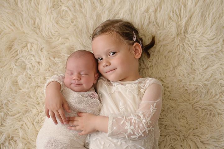 Nika | Fotografiranje novorojenčkov ~ Vrhnika