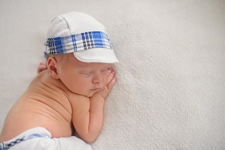 Jakob | Fotografiranje novorojenčkov ~ Logatec