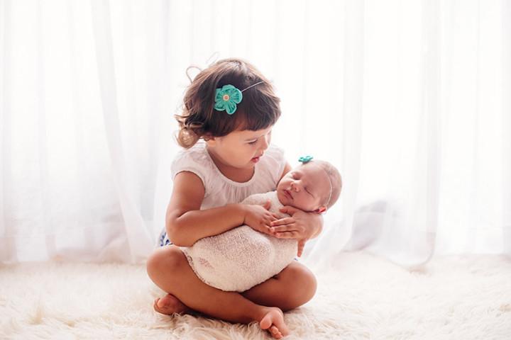 N | Fotografiranje novorojenčkov