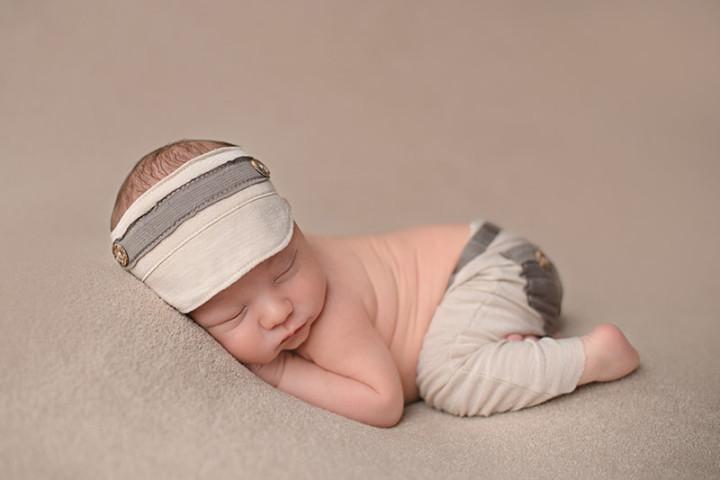 Newborn photography with Jure & Pika ~ Ljubljana