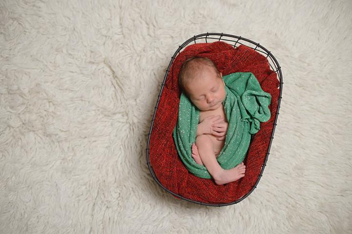 Fotografiranje novorojenčkov z Juretom in s Piko ~ Radomlje