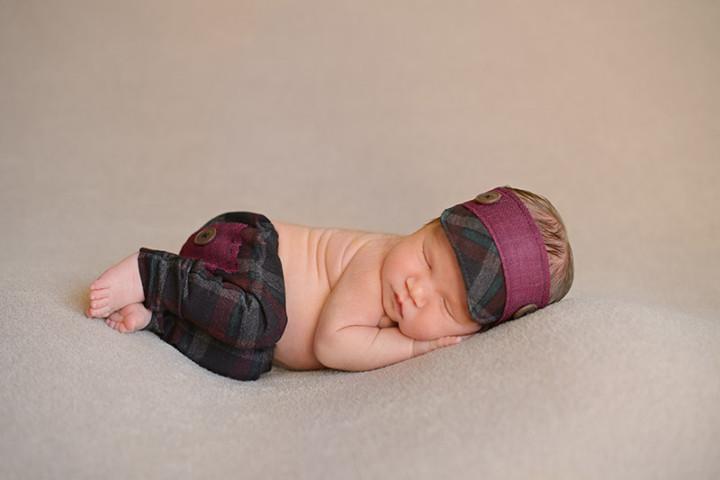 Fotografiranje novorojenčkov z Juretom in s Piko ~ Velika Račna