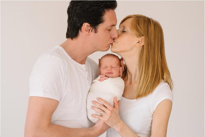 Newborn photography with Jure & Pika ~ Celje