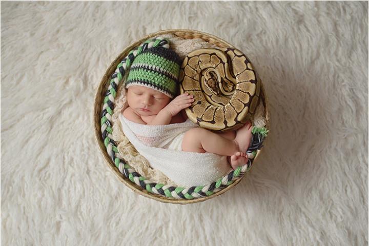 Newborn photography with Jure & Pika ~ Kranj