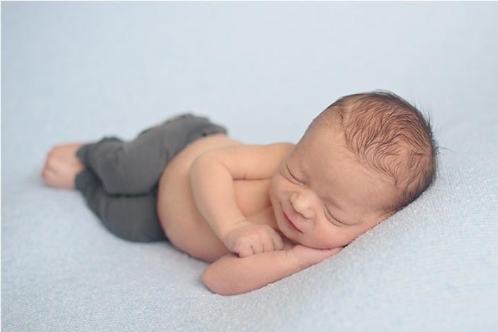 Fotografiranje novorojenčkov s Piko in Juretom ~ Kranj