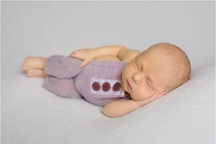 Fotografiranje novorojenčkov z Juretom in Piko ~ München