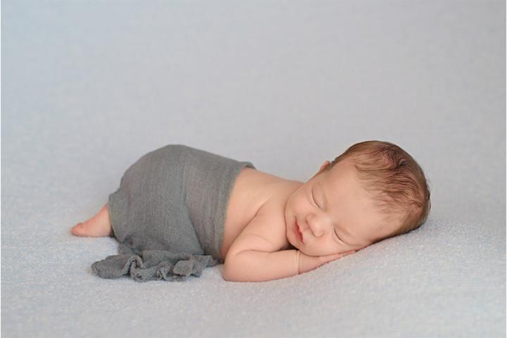 Fotografiranje novorojenčkov z Juretom in Piko ~ Golnik