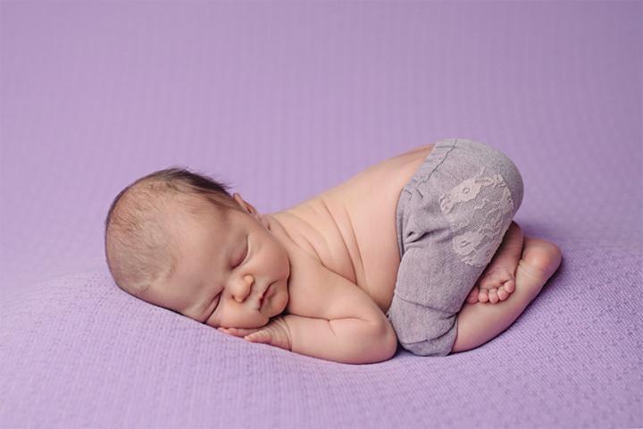 Fotografiranje novorojenčkov z Juretom in Piko ~ Jesenice