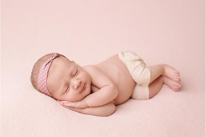 Fotografiranje novorojenčkov z Juretom in Piko ~ Hotavlje