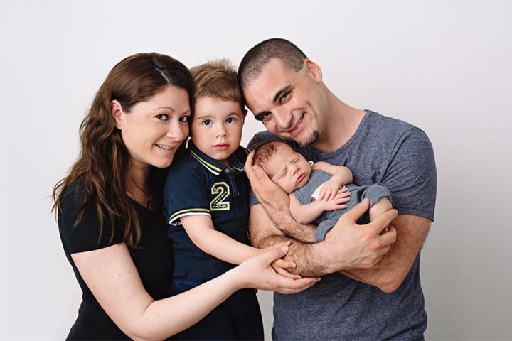 Fotografiranje novorojenčkov z Juretom in Piko ~ Vodice