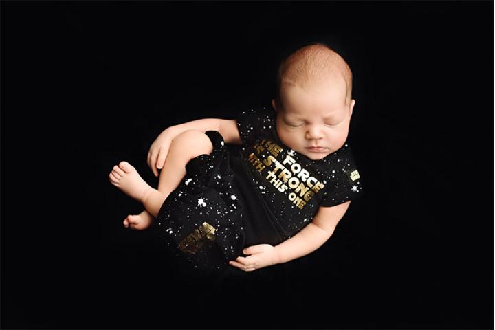 Fotografiranje novorojenčkov z Juretom in Piko ~ STUDIO