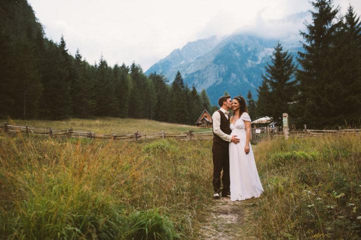 T & T / Fotografiranje poroke ~ Kekčeva domačija