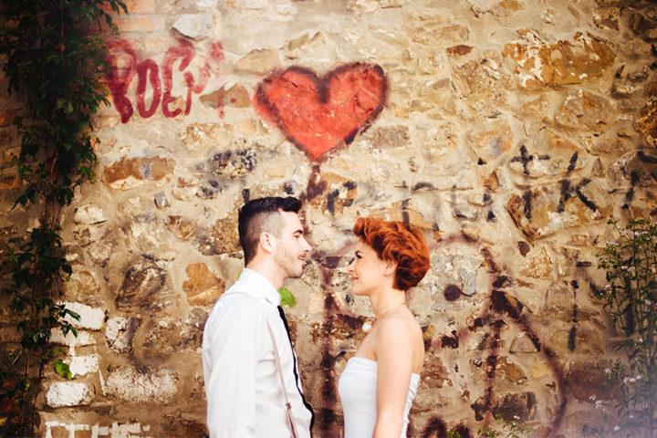 HaHa / Fotografiranje poroke ~ Ljubljanski grad