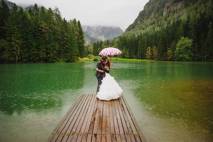 (sl) S & M / Fotografiranje poroke ~ Šenkova domačija na Jezerskem